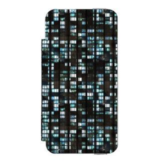 照らされた窓パターン INCIPIO WATSON™ iPhone 5 財布 ケース
