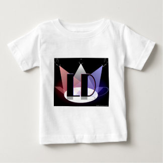 照明デザイナーのベビーライトT ベビーTシャツ