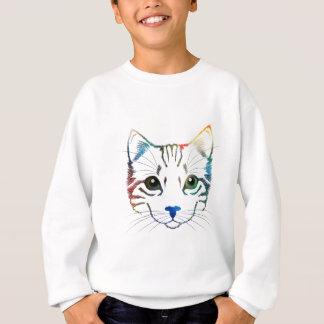 照明猫 スウェットシャツ