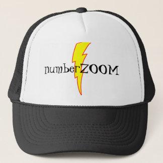 照明、numberZOOM キャップ