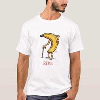 熟したバナナのワイシャツ Tシャツ