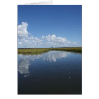熟した沼地 カード