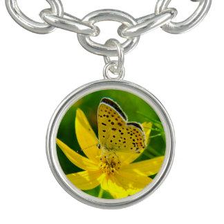 熟した黄色い蝶III ブレス