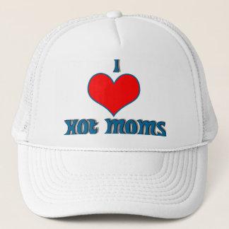 熱いお母さんの帽子 キャップ