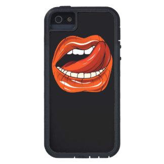 熱いキス iPhone SE/5/5s ケース