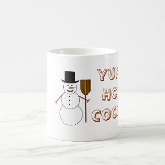 熱いココア モーフィングマグカップ