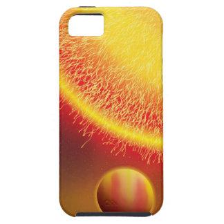熱いジュピター iPhone SE/5/5s ケース
