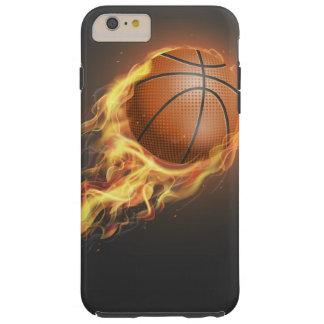 熱いバスケットボール TOUGH iPhone 6 PLUS ケース