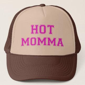 熱いママ キャップ