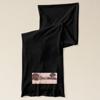 熱い何かと暖かい保って下さい! スカーフ
