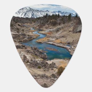 熱い入り江の渓谷 ギターピック
