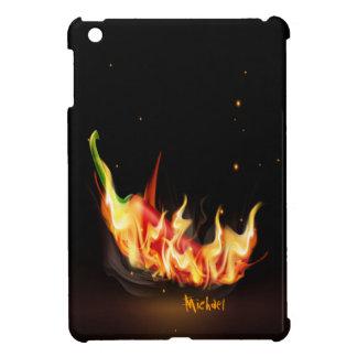 熱い唐辛子の非常に熱いコショウのiPad Miniケース iPad Mini Case
