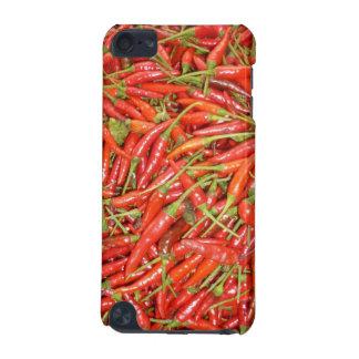 熱い唐辛子 iPod TOUCH 5G ケース