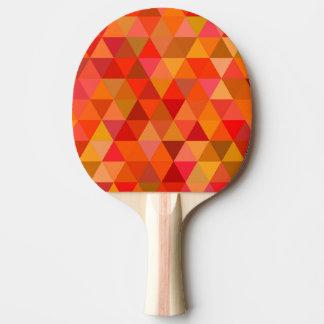 熱い太陽の三角形 卓球ラケット