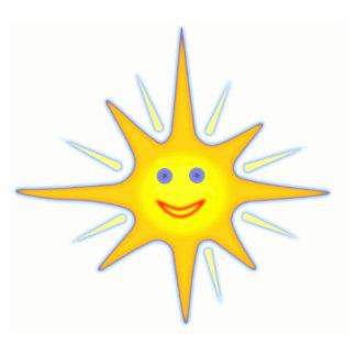 熱い微笑の日曜日 フォトスカルプチャー