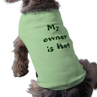 熱い所有者犬のセーター ペット服