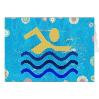 熱い時のSAANVIのクールな心 カード