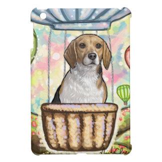 -熱い毛の気球 iPad MINIケース