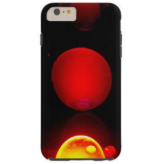 熱い溶岩のiPhone 6の堅い場合 Tough iPhone 6 Plus ケース