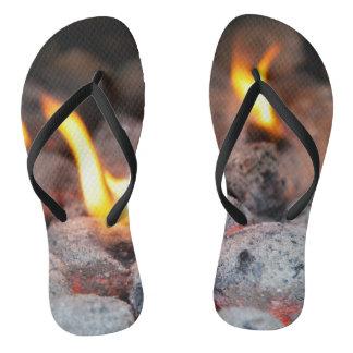 熱い石炭 ビーチサンダル