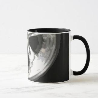 熱い車輪のコーヒー・マグ マグカップ
