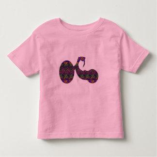 熱い車輪の炎 トドラーTシャツ