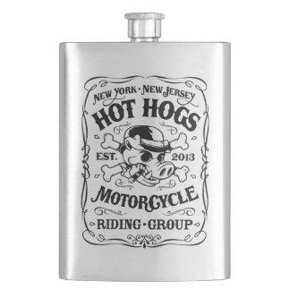 熱いHogs™のクラシックのフラスコ フラスク
