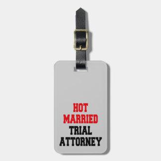 熱く結婚したな弁護士 ラゲッジタグ