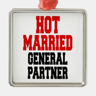熱く結婚したな無限責任パートナー メタルオーナメント