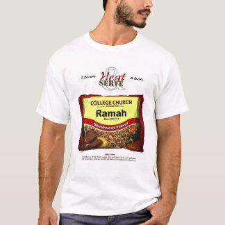 熱及びサーブ Tシャツ