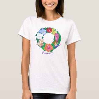 熱帯アロハリース Tシャツ