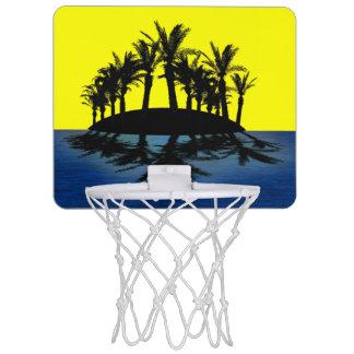 熱帯オアシス ミニバスケットボールゴール