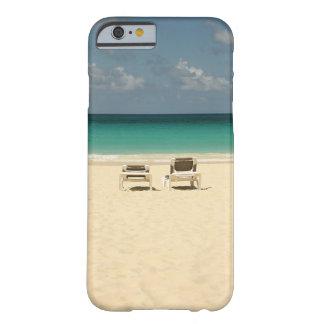 熱帯ドミニコ共和国のビーチの楽園 BARELY THERE iPhone 6 ケース