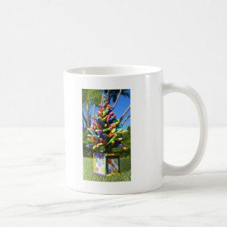 熱帯ヌードルの木 コーヒーマグカップ