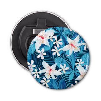 熱帯ハイビスカスの花パターン2 栓抜き