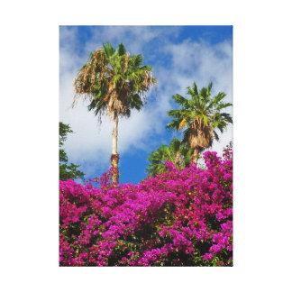 熱帯ハワイ キャンバスプリント