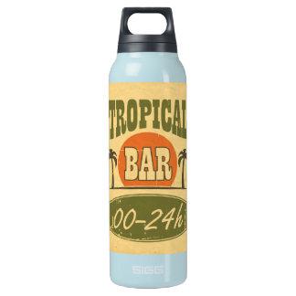 熱帯バー 断熱ウォーターボトル