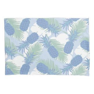熱帯パステル調のパイナップルパターン 枕カバー