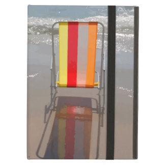 熱帯ビーチのiPadの空気箱 iPad Airケース