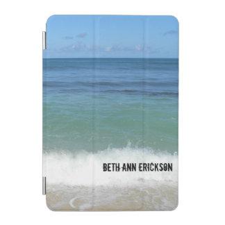熱帯ビーチのiPadの頭が切れるなカバー iPad Miniカバー