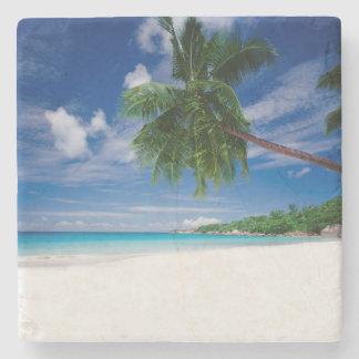熱帯ビーチ|セイシェル ストーンコースター