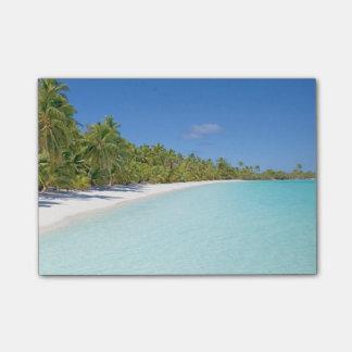 熱帯ビーチ ポストイット