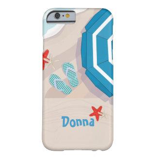 熱帯ビーチ BARELY THERE iPhone 6 ケース