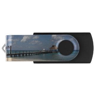 熱帯ビーチ USBフラッシュドライブ