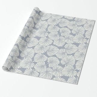 熱帯プリントの包装紙 ラッピングペーパー