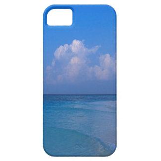 熱帯モルディブは潮を温和にします iPhone SE/5/5s ケース