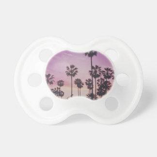 熱帯ヤシの木マイアミロサンゼルスベニス おしゃぶり