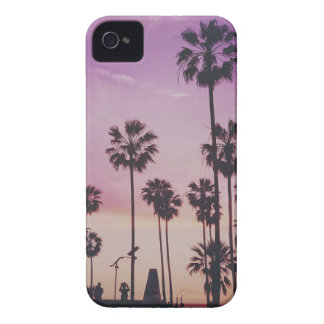 熱帯ヤシの木マイアミロサンゼルスベニス Case-Mate iPhone 4 ケース