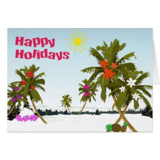 熱帯休日 カード