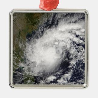 熱帯低気圧Baaz メタルオーナメント